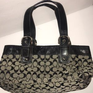 Coach signature C bag